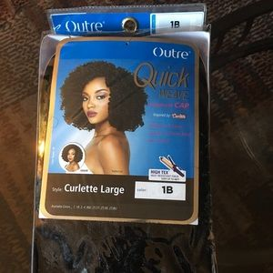 Outre Synthetic Hair Full Cap Wig